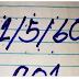 ~ โค้งสุดท้ายลงให้เเล้ว!! อ.เลขมงคล (เน้นชุด 3 ตัวตรงๆ) งวดนี้ 2/05/60
