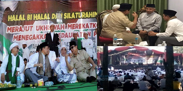 Negara Sudah Genting! 4 Poin Penting Hasil Pertemuan Prabowo Subianto, Amien Rais, GNPF MUI. FPI & Ketua MPR