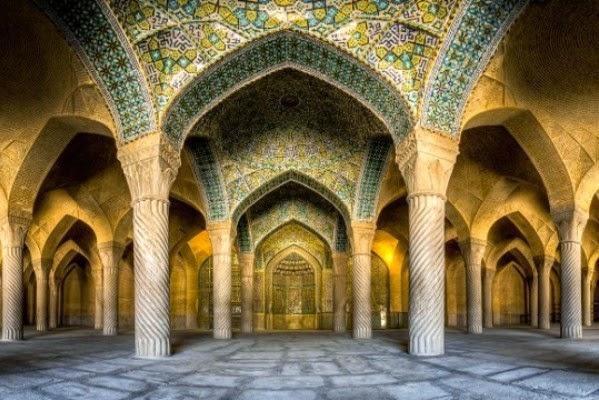 Masjid Paling Indah Di Iran