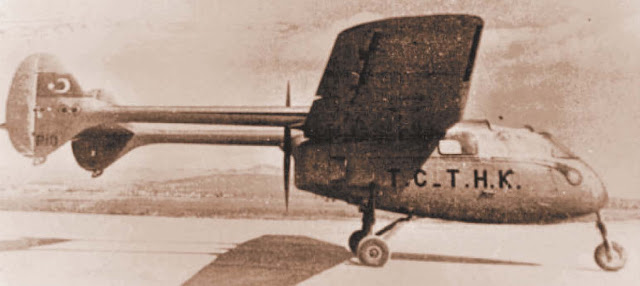 THK-11Turizm Uçağı