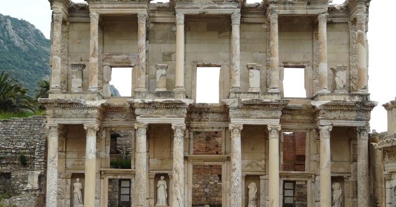 Nunzio Cultura Temple Of Artemis Ephesus Turkey