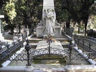 Cemetery Vilafranca del Penedè (Vilafranca del Penedè, Spain)