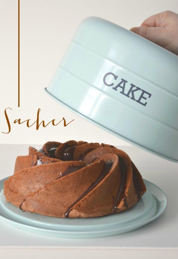 Sacher Bundt Cake