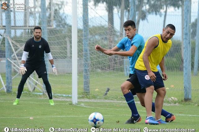 Gimnasia disputó el primer amistoso frente a Atlético San Pedro