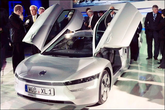2019 Volkswagen XL1 Concept, Price, Accessories, Release date