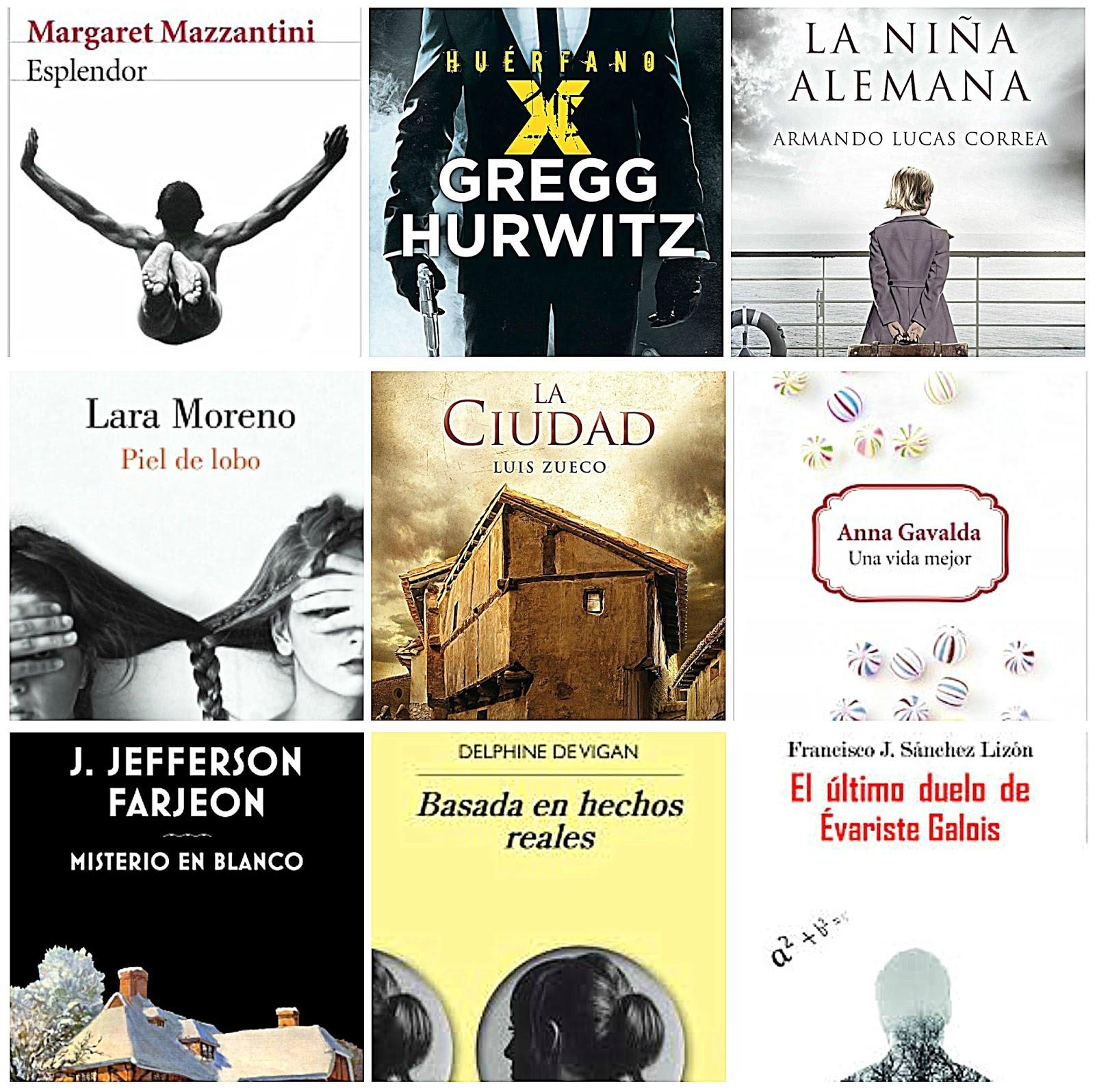 Entre mis libros y yo: Resumen de noviembre