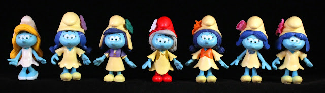 she s fantastic the ladies of smurfs the lost village
