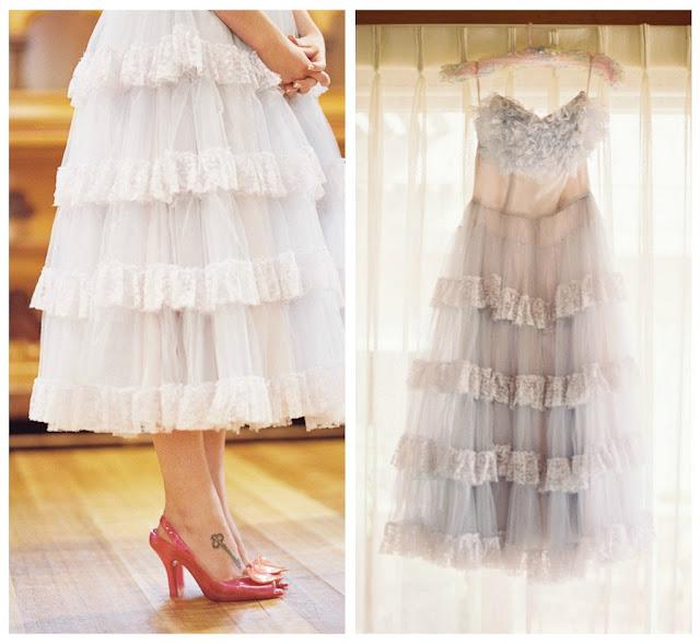 Bride S Dress Annsquiltingjourney