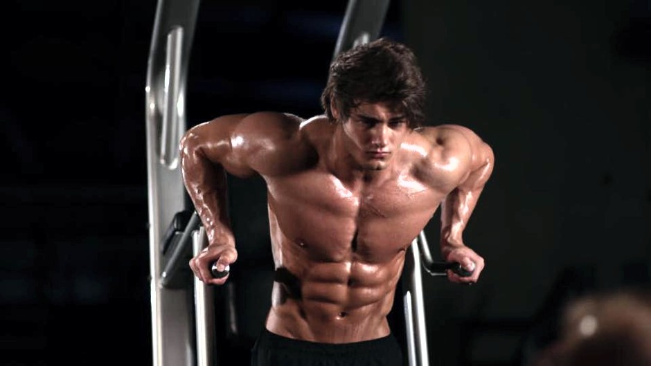 Jeff Seid Workout