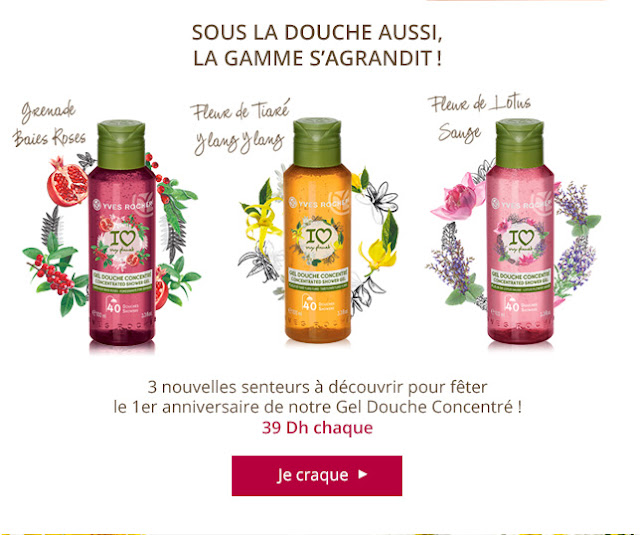 offres yves rocher maroc aout 2018
