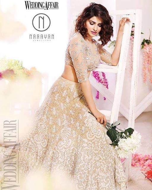 Prachi Desai Bridal Look Photos | प्राची देसाई दुल्हन की लुक में फोटो