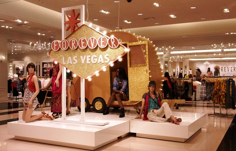 Guess Las Vegas Fashion Show Mall