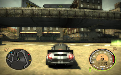 most wanted need for speed game