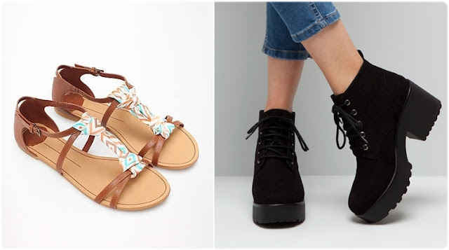 zapatos favoritos (Entre Sombras de Colores)