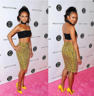 , Sexy Model, Karrueche Tran shows off style in Los Angeles (Photos), Latest Nigeria News, Daily Devotionals & Celebrity Gossips - Chidispalace