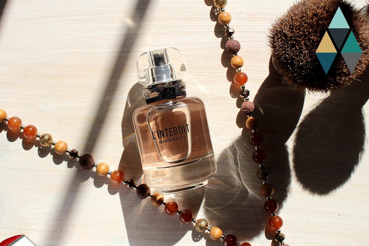 revue beauté la nouvelle eau de parfum Givenchy