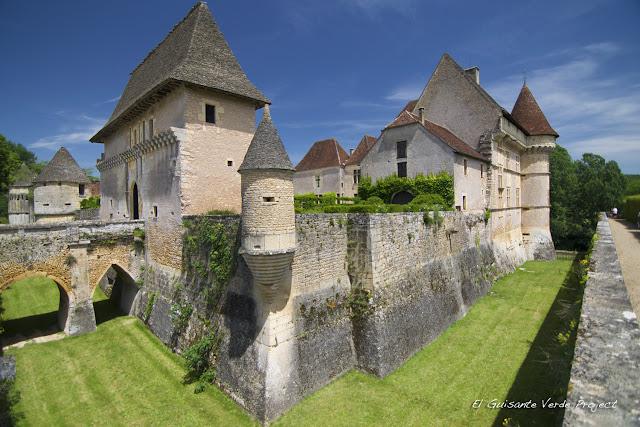 Château de Losse - Dordoña Perigord por El Guisante Verde Project