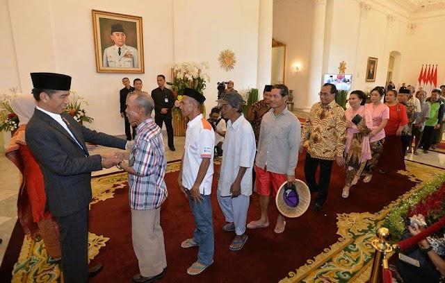 Lebaran Presiden di Kota Bogor
