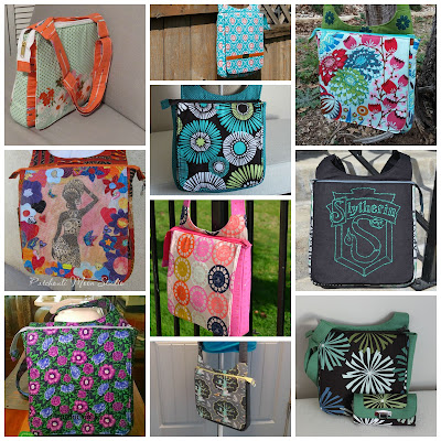The Hyacinth Bag by Sew Sweetness - February finalists