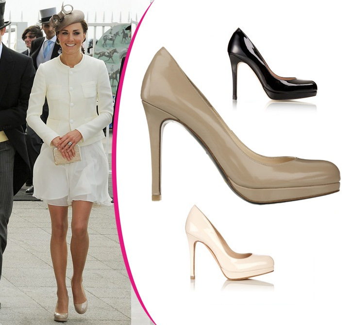 Nude Patent Shoes Uk