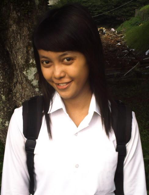 Tiara Siswi SMA Labschool UPI Bandung Populer Terpopuler Di Sekolah