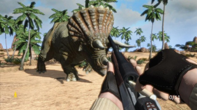 Carnivores Dinosaur Hunter PC Games Gameplay