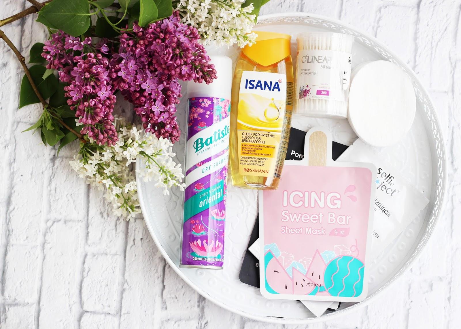 5 kosmetyków bez których nie wyobrażam sobie swojej pielęgnacji
