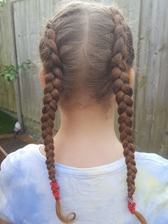 Top Ender with braids