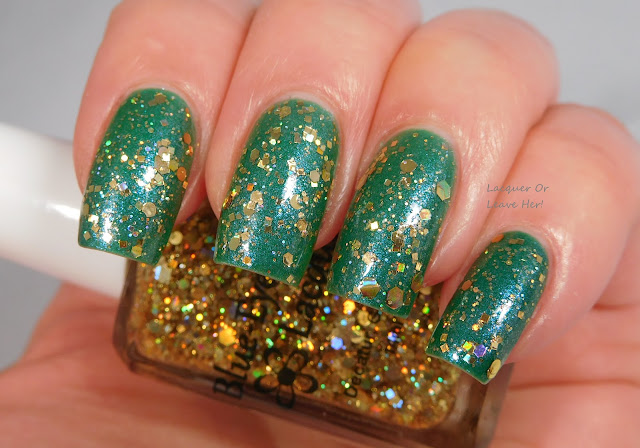 Blue-Eyed Girl Lacquer's Four Star Daydream