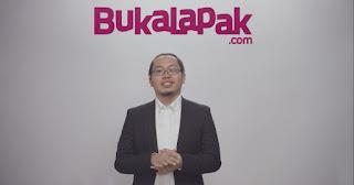 Achmad Zaky CEO Bukalapak