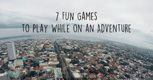 fun games to play while traveling