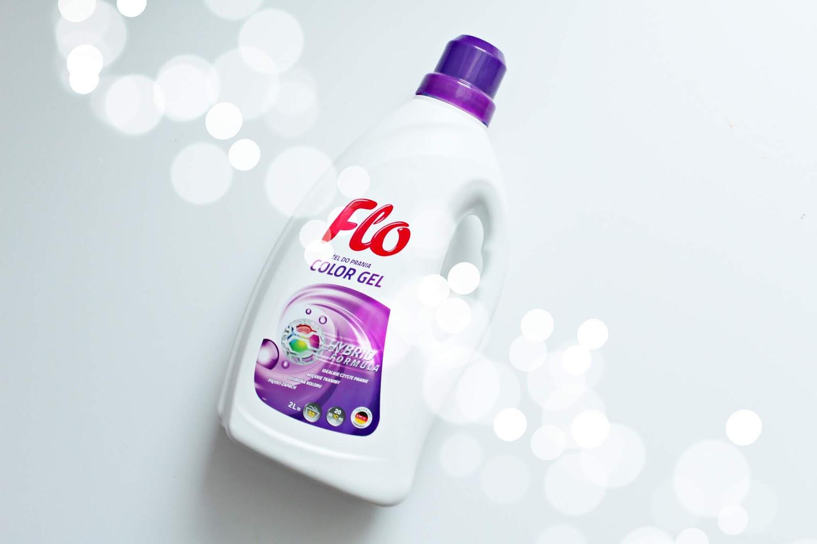 żel do prania FLO Hybrid Color