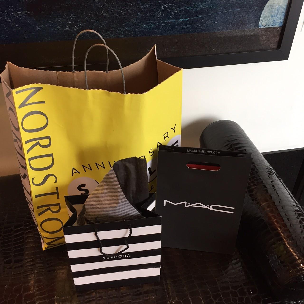 Mid Week Shopping