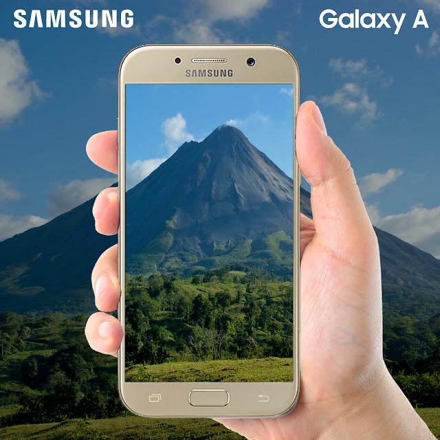 La experiencia fotográfica con Samsung te hará sentir como un profesional