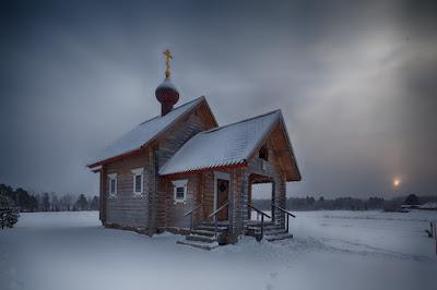 Dimi Doukas valokuvaaja Arkkipiispa Leon tsasouna Pielavedellä