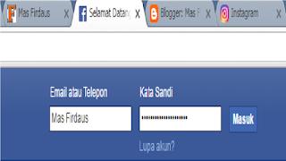 Cara Terampuh Melihat Password Asterisk alias Tanda Bintang