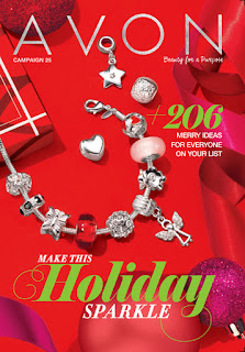 Avon Campaign 25 The Online date on this Avon Catalog 11/12/16 - 11/25/16 Click on Image
