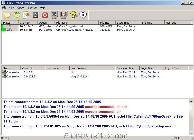 LAN (Local Area Network): Trivial File Transfer Protocol (TFTP)