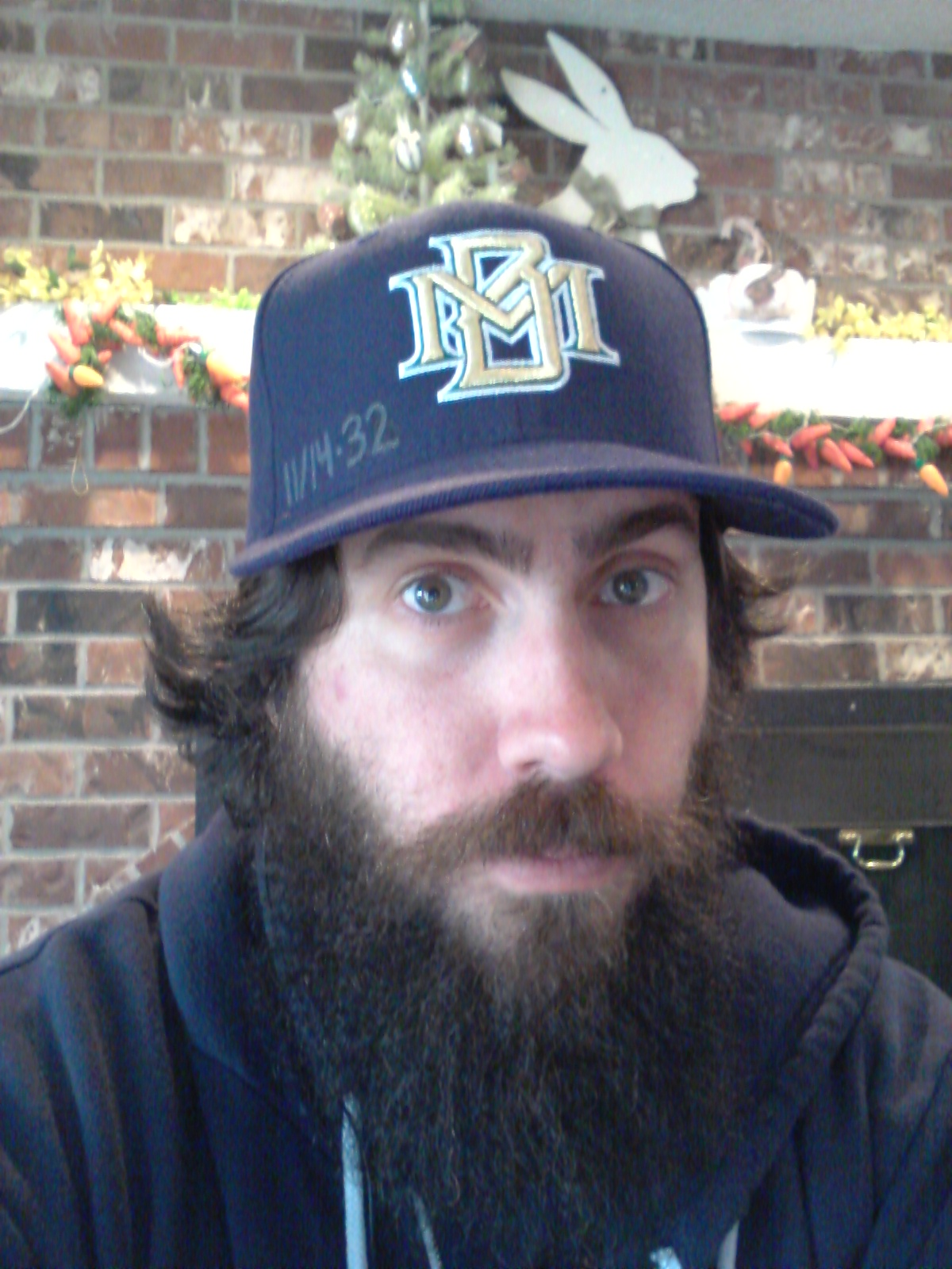 9d32f5e32 Hats and Tats: A Lifestyle: April 9- Milwaukee Brewers