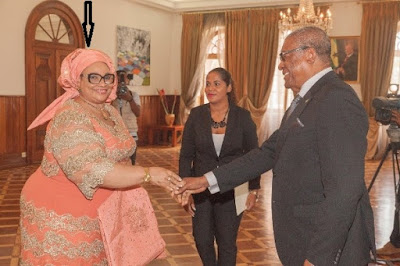 Nigerian Female Ambassador Dies At Her Duty Post