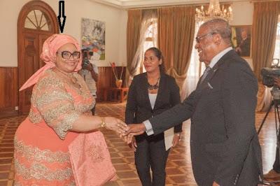 Nigerian Female Ambassador Dies At Her Duty Post