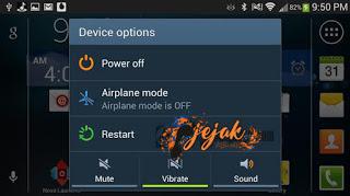 mode air plane