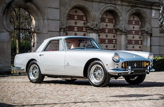 1960 Ferrari 250 GT Coupe Car Front Right