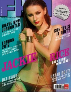 FHM Philippines July 2012