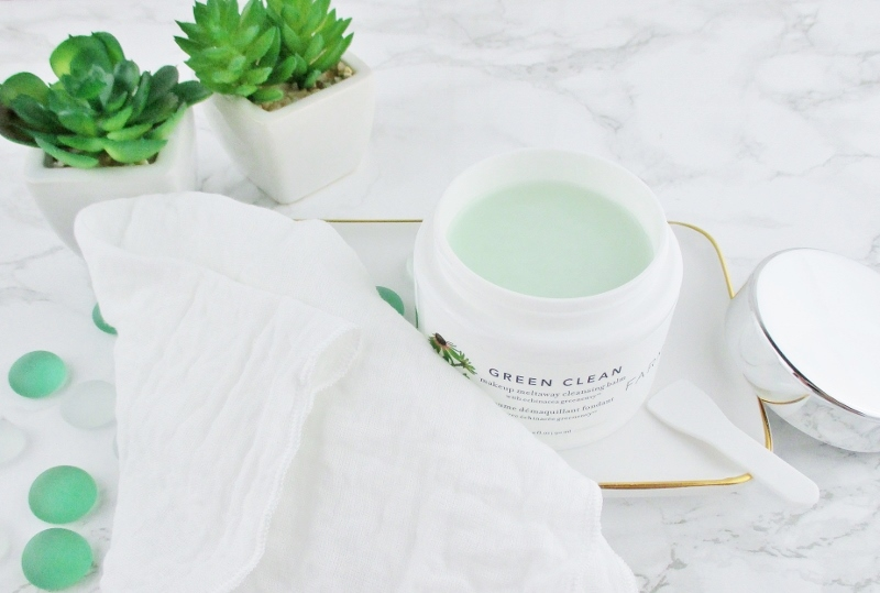 Cleanse Away Your Day with Farmacy Green Clean Makeup Meltaway Cleansing Balm 5