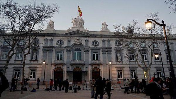 En España inicia juicio contra independentistas de Cataluña