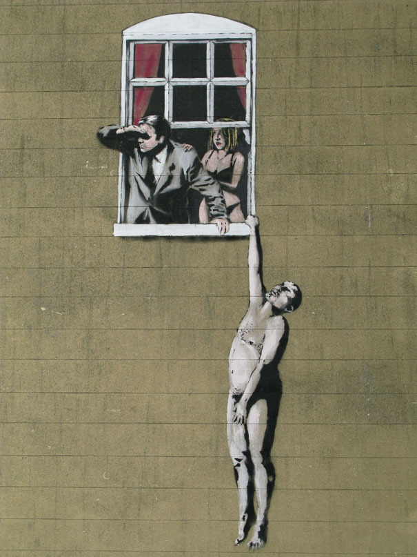 Banksy Artwork