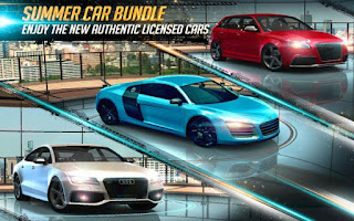 Nitro Nation Online Mod v5.1 Apk+Data Unlimited Booster/No Blown Terbaru