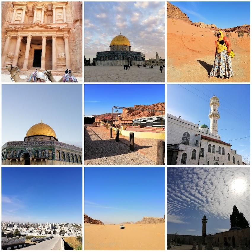 Itinerary Yordania dan Palestina dalam 6 Hari