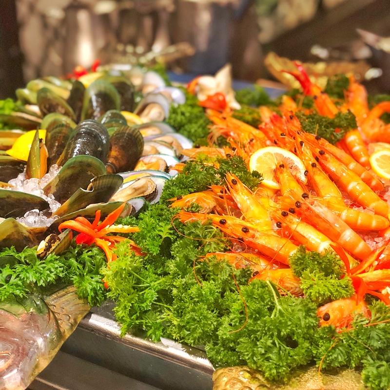 Iftar ke-20, Verandah, Cyberview Resort and Spa, iftar di Cyberjaya, seafood di Cyberjaya, Ramadan, Juadah Berbuka Puasa, Buka Puasa di Cyberjaya, Rawlins Eats, Rawlins GLAM, Rendang Ice-cream
